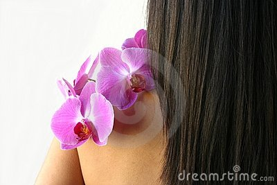 Orchids therapy