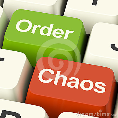 Order Or Chaos Keys