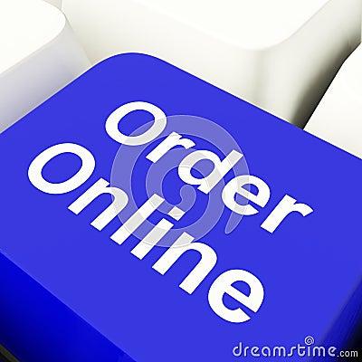Order Online Computer Key