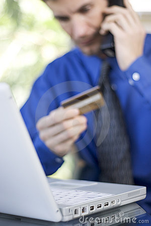Ordering medicine online