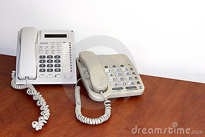 Ordinary office telephone