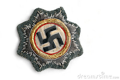 Ordnung des deutschen Kreuzes im Gold (Oststern)