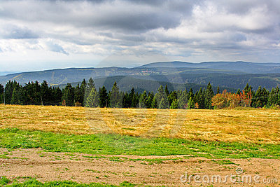 Ore Mountains, Czech Republic