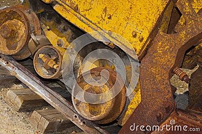 Ore Mucker Car