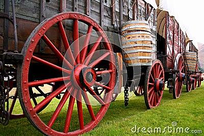 Ore Wagons 4