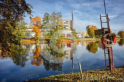 Orebro University Hospital, Sweden Editorial Image