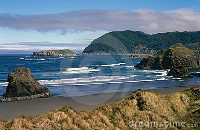 Oregon Coast and Shoreline
