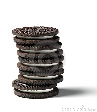 Free Oreo Cookies Stock Photography - 7735902