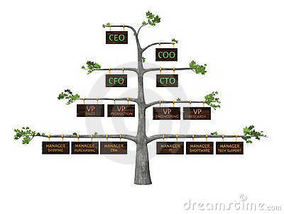 Org Chart, eco friendly
