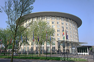 Org. for the Prohibition of Chemical Weapon OPCW Editorial Photography