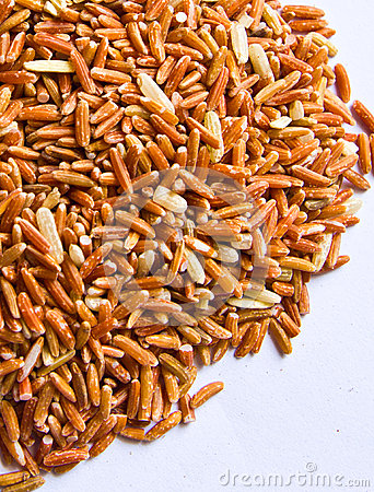 Orgainice brown rice,Thailand.