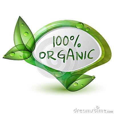 Organic Vector Illustration