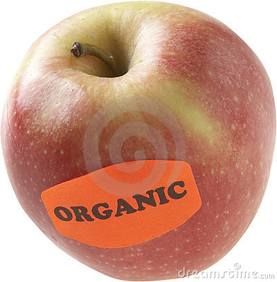 Free Organic Apple Stock Images - 4585834
