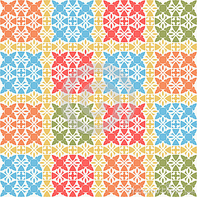 Organic background pattern