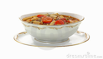 Organic Canned Vegetable Soup