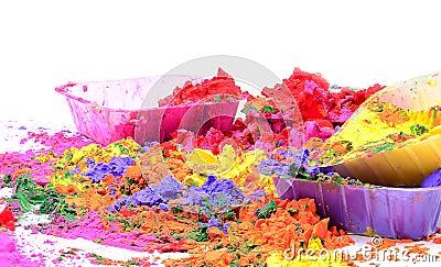 Organic colors