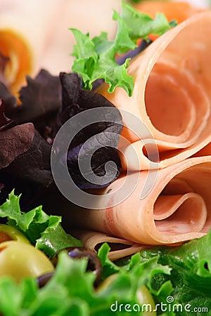 Organic deli meats