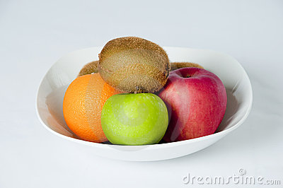 Organic Fruit Stock Images - Image: 14300694