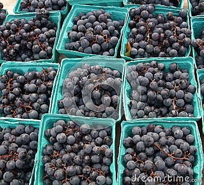 Organic Grapes