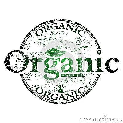Free Organic Grunge Rubber Stamp Royalty Free Stock Image - 11234296