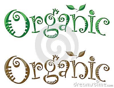 Organic Heading