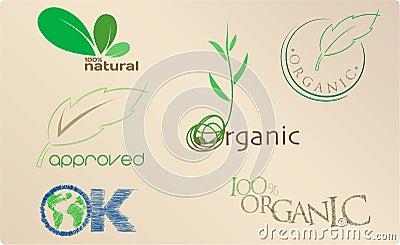 Organic Icons