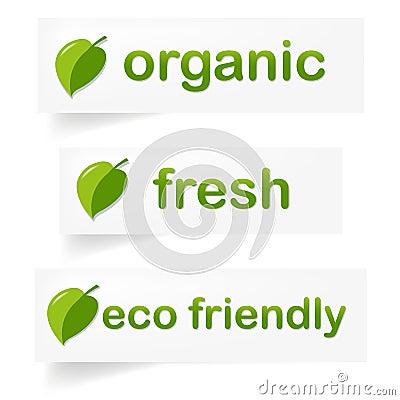 Organic Label
