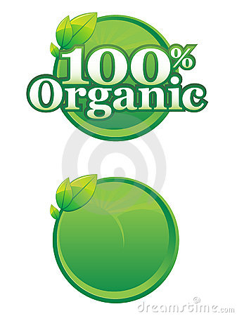 Organic Logo And Template EPS