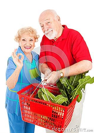 Organic Produce is AOkay