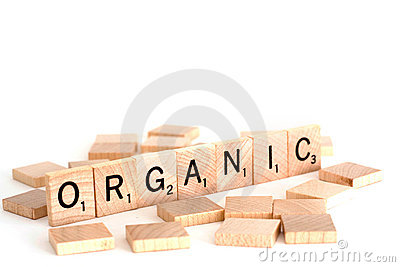 Organic in scramble blocks