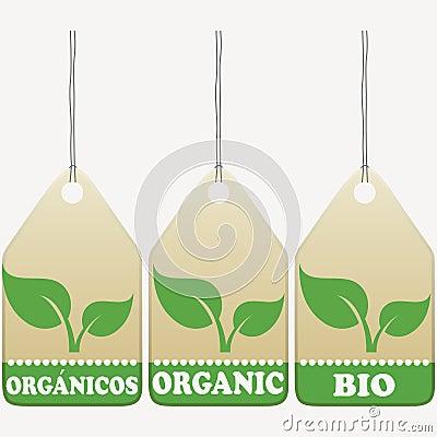 Organic tags