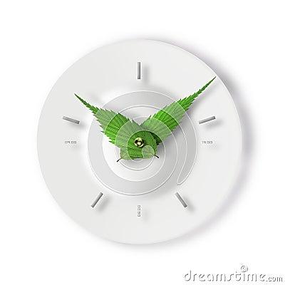 Organic time