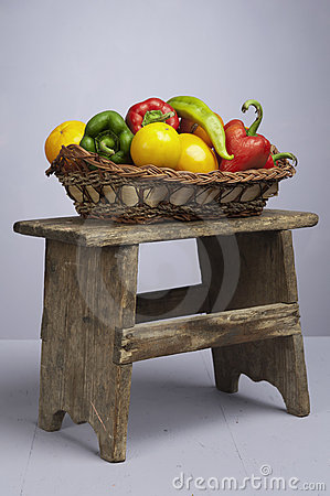 Organic Vegetables Stock Images - Image: 22676324