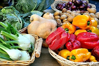 Organic vegetables market in Italy