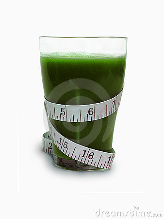 Organic Spirulina Green Smoothie