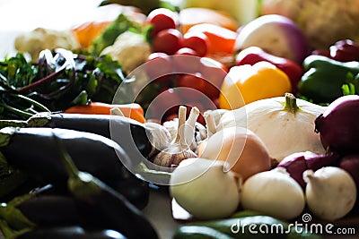 Organicznie warzywa
