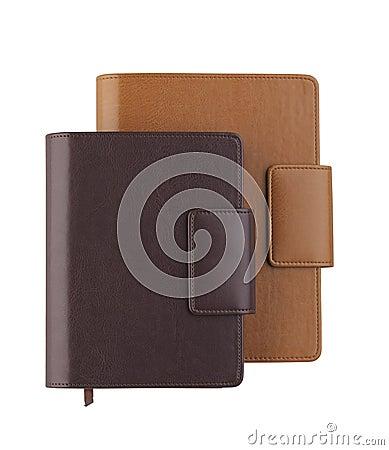 Organizer books or diary