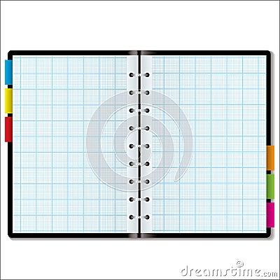 Organizer graph