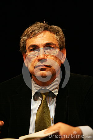 Free Orhan Pamuk Stock Images - 51844294