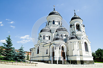 Orhodox church in Moldova