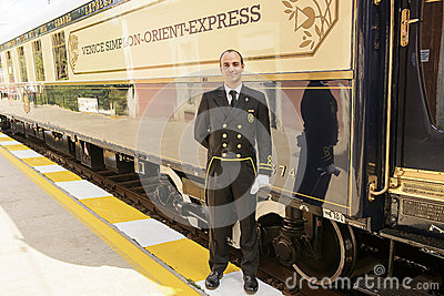 Orient express Editorial Photography