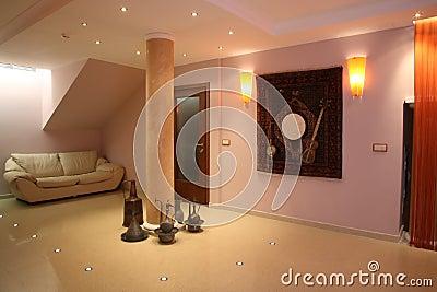 Orient interior