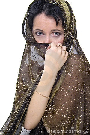 Orient woman