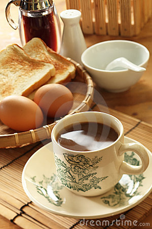 Free Oriental Breakfast Stock Image - 19877681