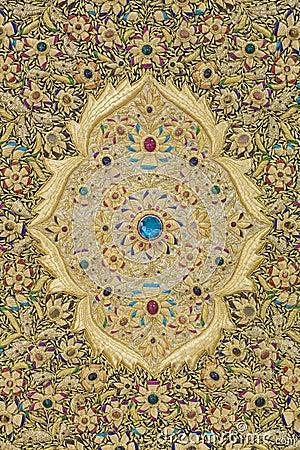 Free Oriental Carpet 1 Royalty Free Stock Photo - 13978135