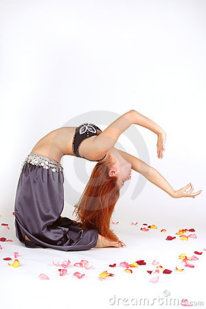 Free Oriental Dancer Cambers Stock Image - 2222641