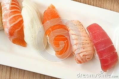 Oriental Delicacy - Sushi