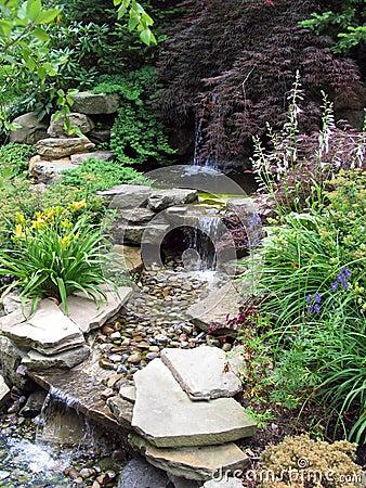 Free Oriental Falls Stock Photos - 666393