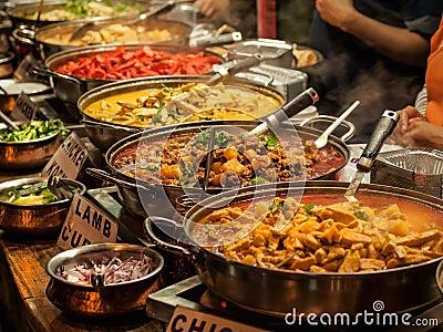 Oriental food