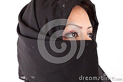Oriental Girl Eyes